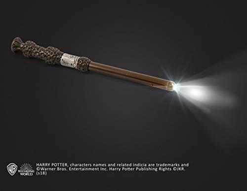 Warner Bros..- Harry Potter Albus Silente Kugelschreiber Bacchetta, Farbe grau/braun, 7