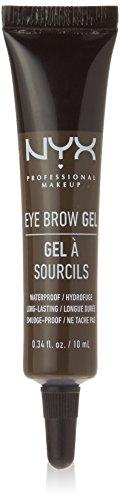 NYX Augenbrauengel schwarz, 30 ml