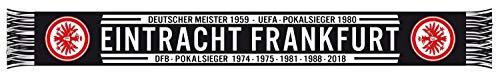 Eintracht Frankfurt Maxischal Titel -