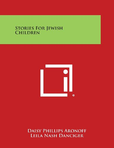 Stories for Jewish Children