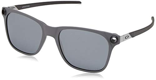 Ray-Ban Herren 0OO9451 Sonnenbrille, Mehrfarbig (Satin Concrete), 55