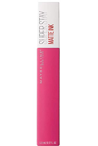 Maybelline New York - Rouge à Lèvres Superstay Matte Ink 30 Romantic - Mat Ros