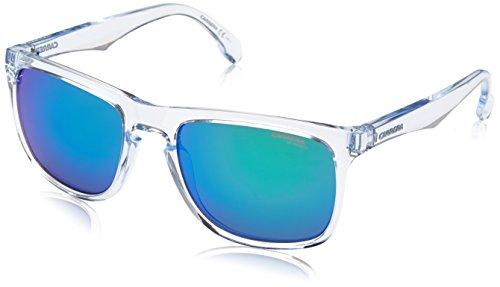 Carrera Unisex-Erwachsene Sonnenbrille 5043/S Z9 Mehrfarbig(Crystal), 56