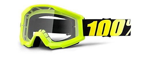 100% Brille Strata, Farbe:Neon Yellow