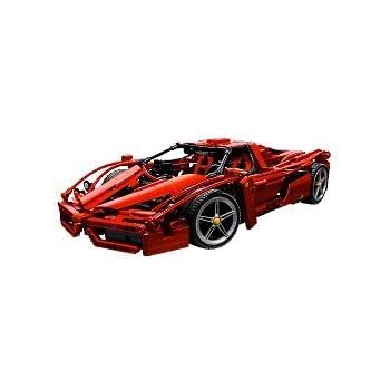 lego racers 118747 enzo ferrari toys games. Black Bedroom Furniture Sets. Home Design Ideas