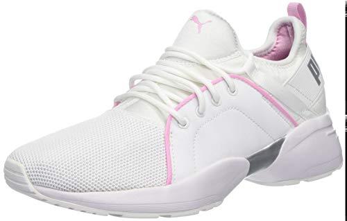 Puma Damen Sirena Sneaker, Weiß White-Pale Pink, 42 EU -