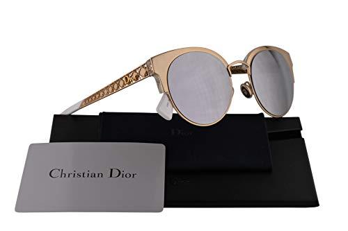 Dior - Femme - Christian DioramaMini Lunettes de soleil Argenté Miroir  objectif 50 mm J5GDC 918326561757