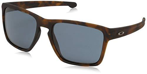 Ray-Ban Herren Sliver Sonnenbrille, Braun (Marrón), 56