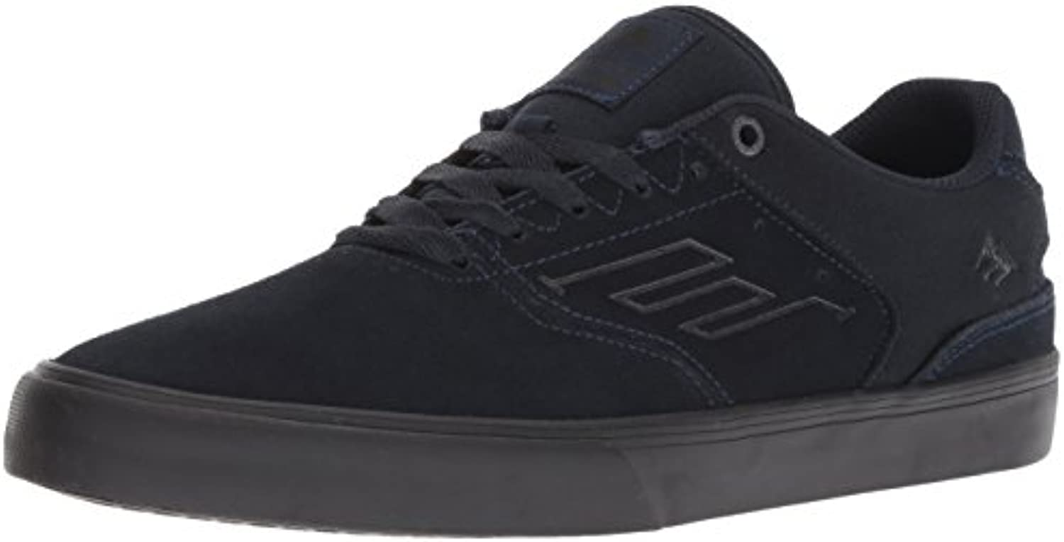 Emerica The Reynolds Low VULC  Fall 2018  Navy/Black
