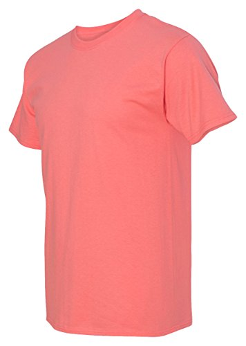 The Adicts auf American Apparel Fine Jersey Shirt Charisma Coral