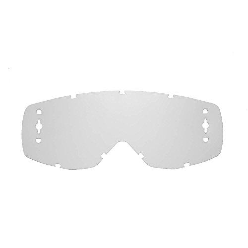 Default, Verde Mx Goggle Lens 100 Percent Racecraft-Accuri-Strata Verde Mirror-Smoke Anti-Fog