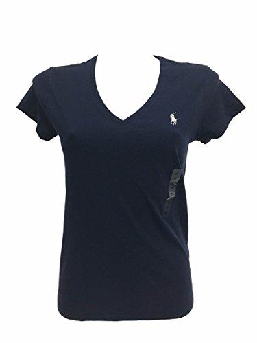 Ralph Lauren Donna T-Shirt manica corta collo V