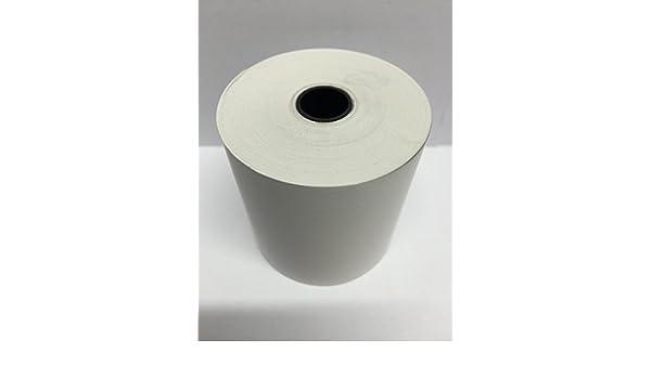 StoreKit 80mm x 80mm Thermal Receipt Paper Till Rolls /(20