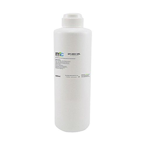 IPL Gel Epimed, IPL Kontaktgel für Laser-Haarentfernung, 500 ml