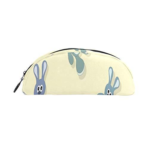 Taschen Von Stiften Bunny Rabbit Fußball Fußball Federbeutel Veranstalter Federmäppchen Tasche Reißverschluss Für Studenten Klasse Kinder Jungen Mädchen Schule Box Federmäppchen