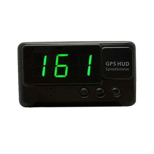 MiaLian Universal Auto GPS Tachometer HUD Head Up Display Digital Speed Projektor Overspeed Alarm Zubehör