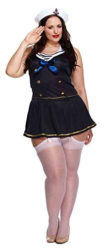 ize Fancy Dress Kostüm (Navy) ()