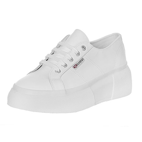 Superga - Chaussures - 2287- Leanappau - Blanc