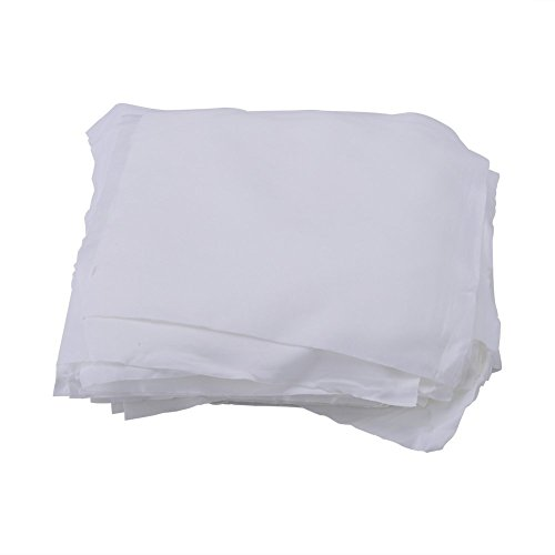 100 Teile / Beutel 6 x 6 Zoll Mikrofaser Reinigungstuch Flusenfreie Nicht Abrasive Ultra Weichem Tuch für Telefon Objektiv Gläser - Weich Tuch Beutel