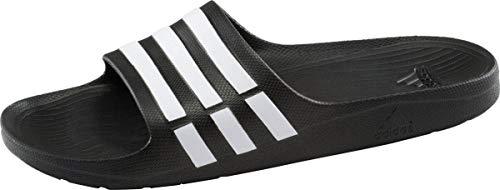 Adidas - Chanclas Negras para niño Duramo - Rosa