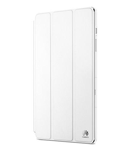 Huawei 5199117320,3cm Zoll Tablet Tasche Case-Schutzhülle für Apple iPad Mini (weiß, Cover, Huawei MediaPad M2820,3cm (20,3cm), weiß) (Fundas Para Ipad Mini)