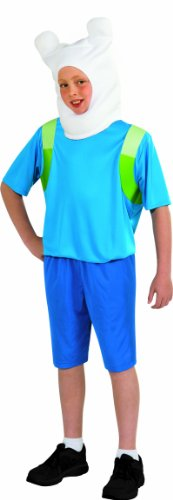 Aus Time Kostüm Adventure Finn - Adventure Time Finn Costume Child