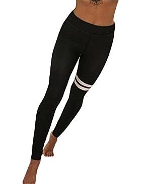 AMUSTER Mode Donne Ginnastica Di Palestra Di Allenamento Di Yoga Fitness Pantaloni Sportivi Pantaloni Sportivi