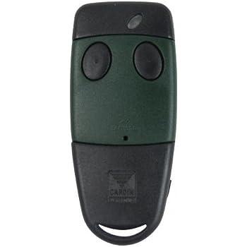 Cardin S449-qz2 Fernbedienung Frequenz 433.92 MHz 2 Kanäle