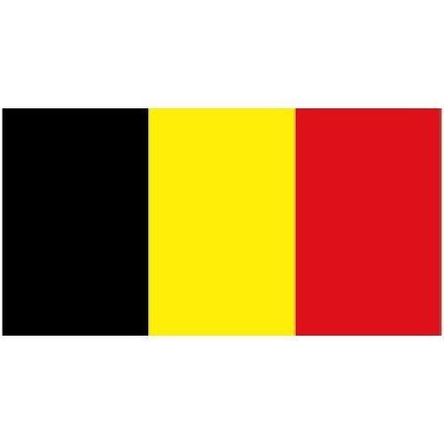 Grand drapeau de la Belgique 152 x 91 cm