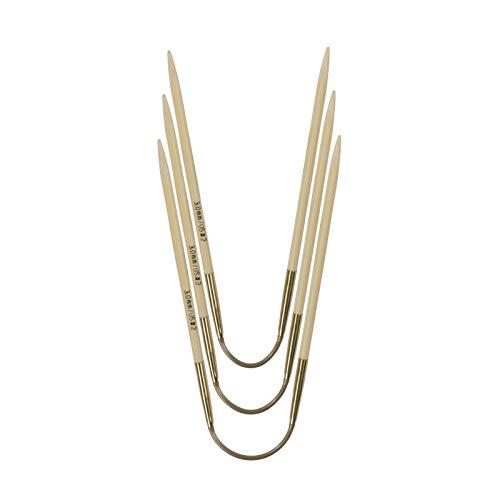ADDI BAMBOO 560-2 CraSy Trio Bambus, 3, 0 mm -