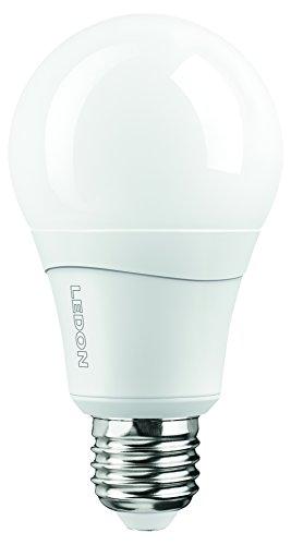 Ledon LED Lampe A66 12.5W - Ersatz für 75W Glühbirnen, warmweiß - 2700K, E27, beste Farbwiedergabe 29001030 - Glühbirne Experiment