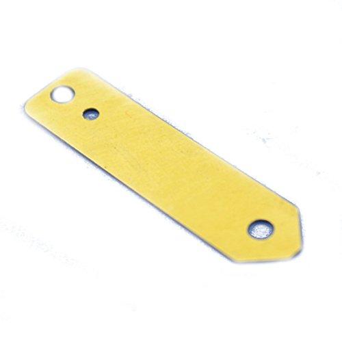Zinco compresse elettrodo di rame materiale di montaggio batteria sperimentali accessorie