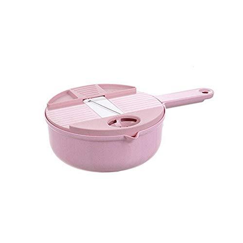 Gemüsehacker Cutter CawBing 9 In 1 Multifunktions Easy Food Chopper Slicer Professionelle Manuelle Käse Zwiebelhacker - Easy Slicer
