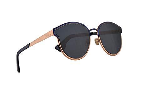d201479774 Dior Christian DiorSymmetric Gafas de Sol Azul Mármol Con Lentes De Reflejo  Azul 59mm NUMA9 DiorSymmetrics