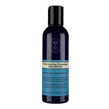 Balancing Infusion (Neal's Yard Remedies verjüngendes Geranien-Shampoo, 200ml)