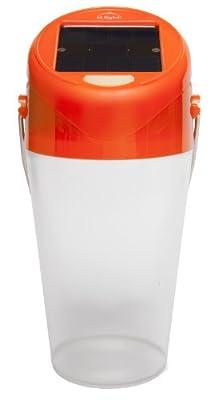 d.light S20 Solar Lantern, orange von d.light bei Du und dein Garten