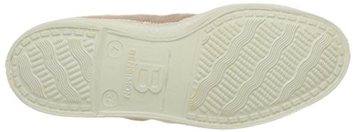 Bensimon F15004c157, Baskets Basses Femme Rose (459 Rose Grisé)