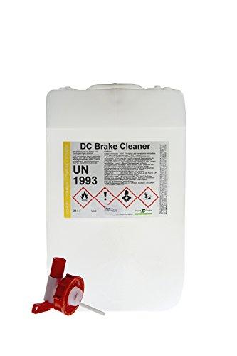 Preisvergleich Produktbild DC DruckChemie GmbH Bremsenreiniger 10 Liter Kanister inklusive Auslaufhahn - Brake Cleaner - Teilereiniger