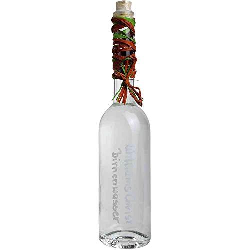 Birnenwasser Williams Ora d.Re Williams Christ Birne vegan BARRIQUE-Handabfüllungen Destillate Deutschland 200ml-Fl