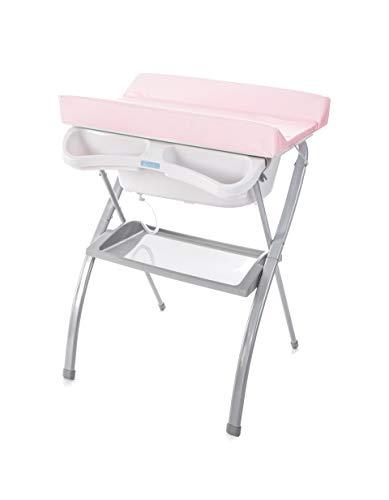 Bañera alta Spalsh ZY Baby - compacta con cambiador
