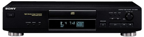 Sony CDP-XE220/B - Reproductor de CD
