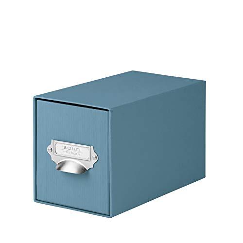 S.O.H.O. 1327452150Denim CD índice caja asa soporte