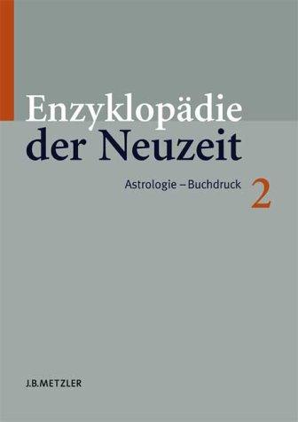 Enzyklopädie der Neuzeit Beobachtung - Dürre 2
