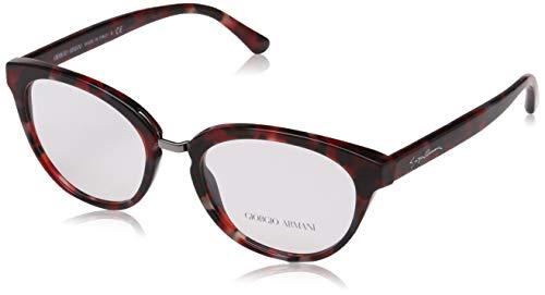 Ray-Ban Damen 0AR7150 Brillengestelle, Braun (Red Havana), 53