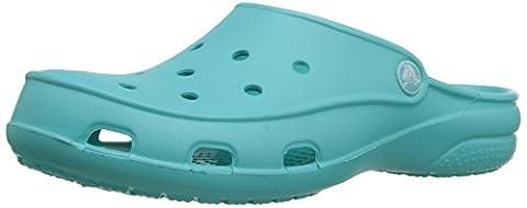 Crocs Freesail W, Sabots Femme, Bleu (Pool), 36-37 EU (W6 US)