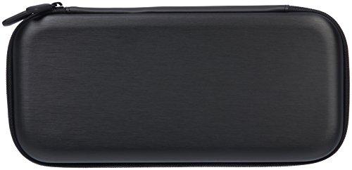 AmazonBasics – Funda de transporte para Nintendo Switch – Negro 318SIGzWs2L
