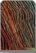 SILK Garden Yarn – Knitting yarn from Noro Silk Garden - Plum/ Mustard/Tomato (# 341)
