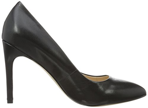 La Strada Damen 806071 Pumps Schwarz (0001 - Leather Black)