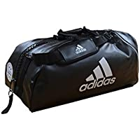 447ad13e83 adidas PU 2 In 1 WAKO Kickboxing Holdall Martial Arts Sports Back Pack Bag