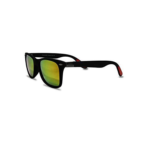 FGRYGF-eyewear2 Sport-Sonnenbrillen, Vintage Sonnenbrillen, NEW BRAND DESIGN New Classic Polarisiert Sunglasses Men Women Driving Square Frame Rays Sun Glasses Male Goggle UV400 Oculos RN2 (Square Frame Brille Kostüm)